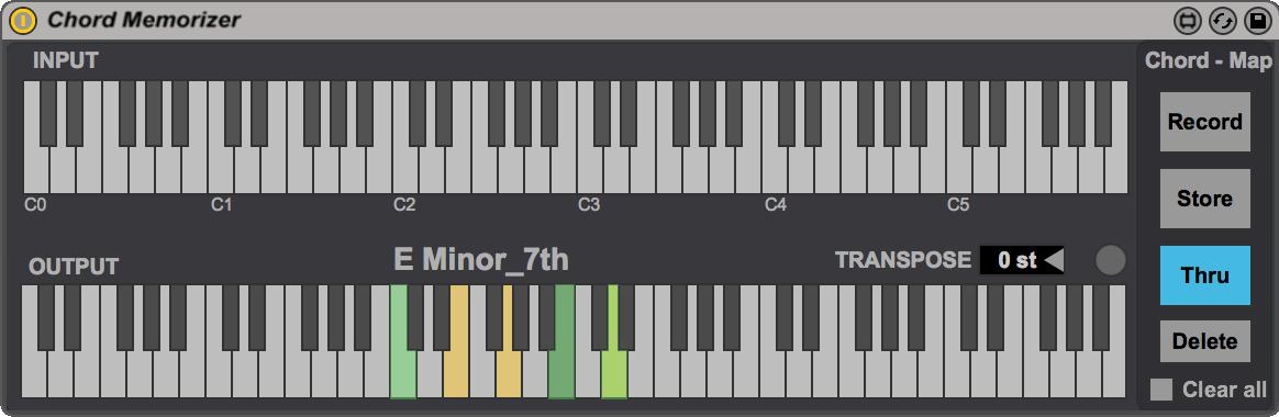Chord Memorizer