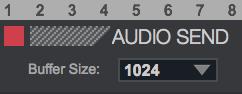 AudioSend