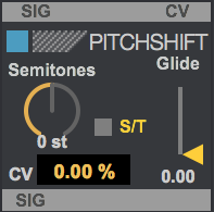 PitchShift